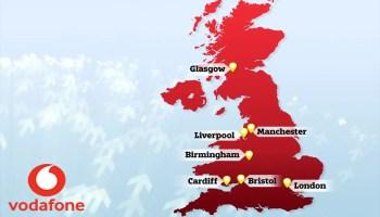 Vodafone UK masts damaged over 5G coronavirus fake news