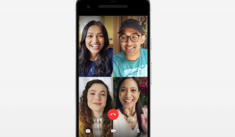 WhatsApp increases number of participants on video calls