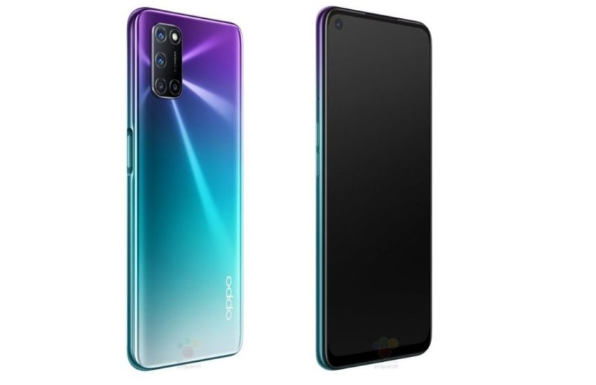 Oppo A72 Unveiled