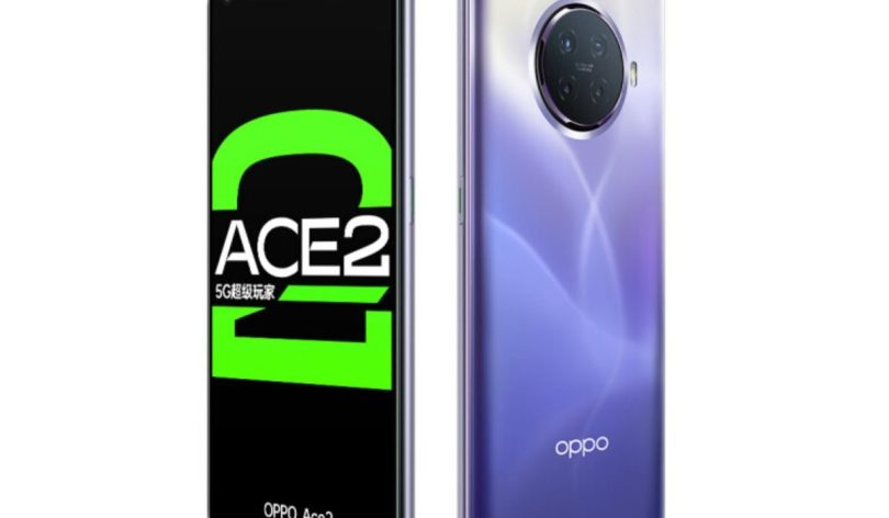 Renders of the Oppo Ace 2