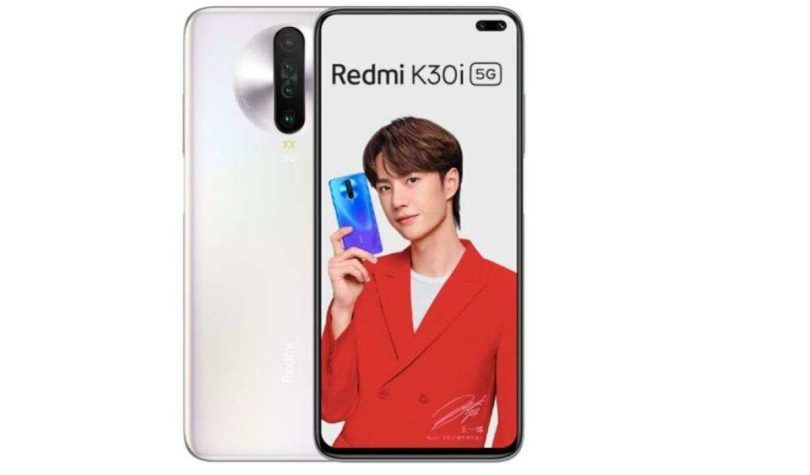 Redmi K30i 5G Launched