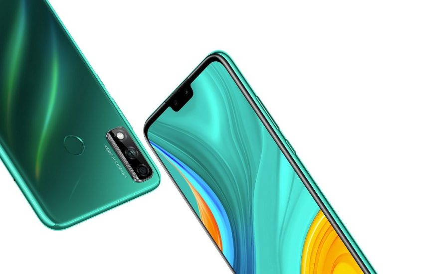 Huawei Y8s Launched