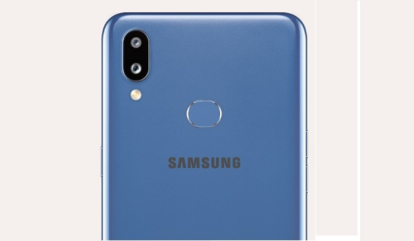 Samsung Galaxy M01s dual camera