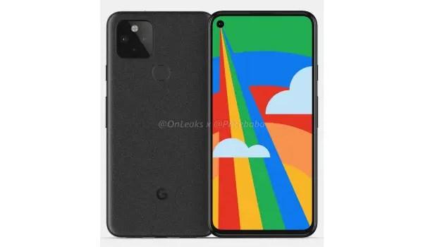 Google Pixel 4a 5G, Pixel 5 Renders Leak