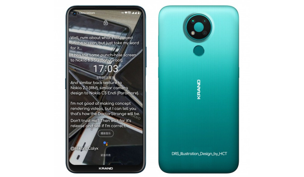 Nokia 3.4 specs, price, photos