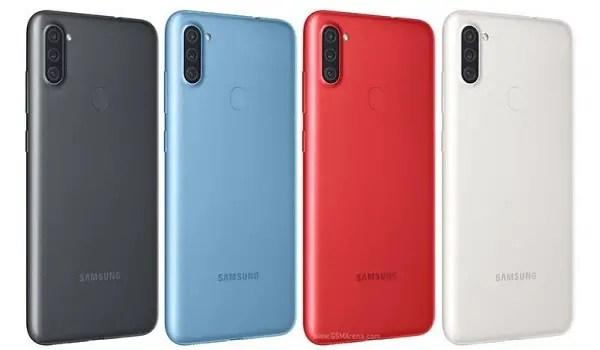 Samsung Galaxy A12 specs