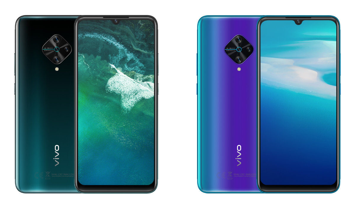 Vivo S1 Prime Launched With Quad-Rear Cameras, 6.38-inch AMOLED ...
