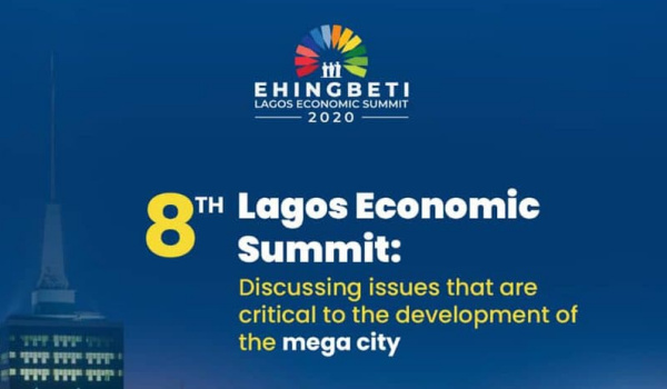 8th Lagos Economic Summit - Ehingbeti 2020