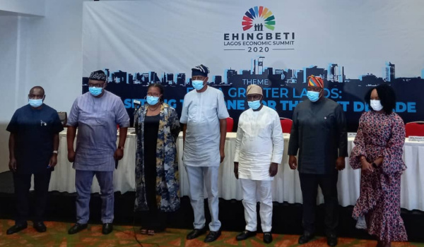 EHINGBETI 2020 - 8th Lagos Economic Summit