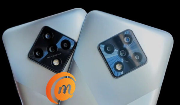 Infinix S6 Premier rear quad cameras