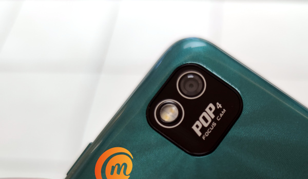 TECNO POP 4 in for review
