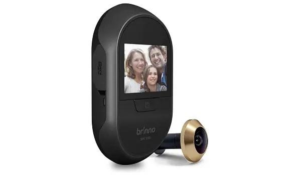 Brinmo peephole camera