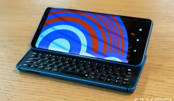 F(x)tec Pro1 X1- XDA Phone