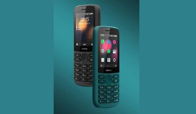 Nokia 215 4G, Nokia 225 4G Launched in China