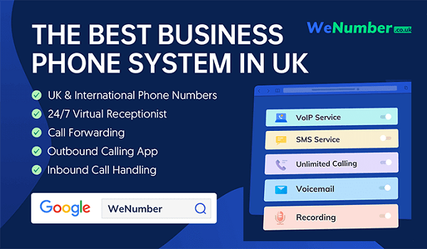 WeNumber Business System Services