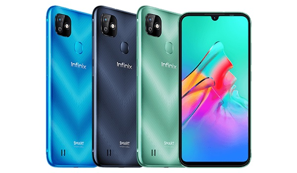 TECNO POP 4 vs Infinix Smart HD 2021, Infinix Smart HD (2021) all colours