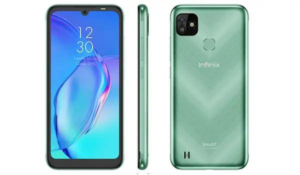 Infinix Smart HD 2021 green