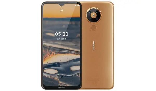 Nokia 5.3 Gold