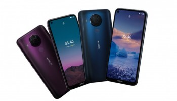 Nokia 5.4 launched with quad cameras