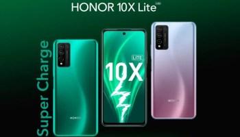 Honor 10X Lite launched in Saudi Arabia