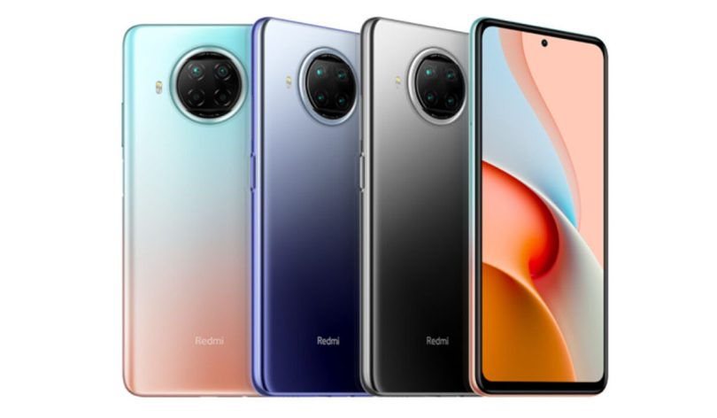 Redmi Note 9 Pro 5G launched in China