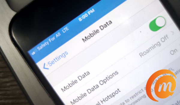 Why should I turn off mobile data?