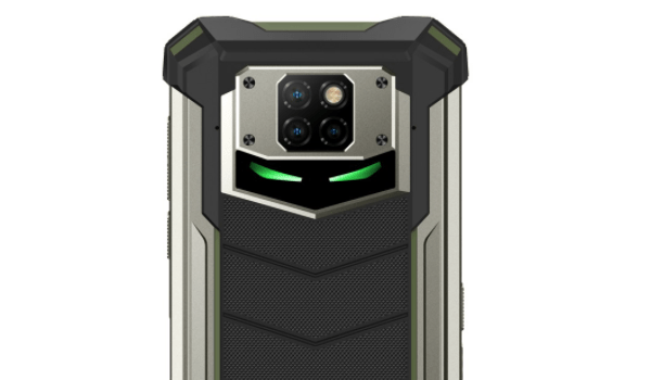 DOOGEE S88 Plus phone specs - 6.3 inches display rugged phone Helio P70 chipset 8GB RAM 128GB ROM 10000mAh battery