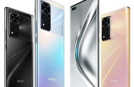 Honor V40 5G launched in China