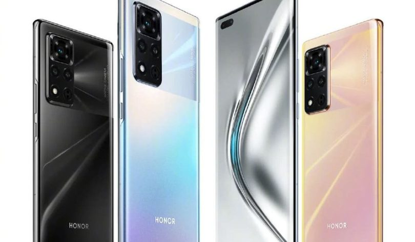 Honor V40 renders surface, launch set for the 22nd of January