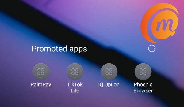How to remove promoted apps from MIUI folders