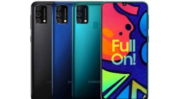 Samsung Galaxy F62 launched in India, colours