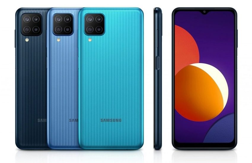 Samsung Galaxy M12 launched