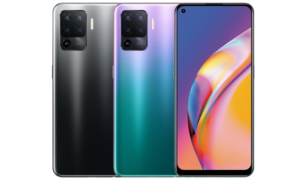 Oppo A94 two colours