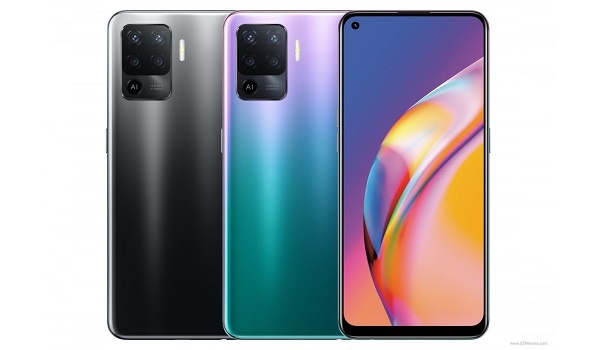 Oppo Reno5 F official