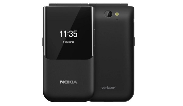 Nokia 2720 V Flip on VERIZON closed