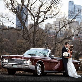 1965 Lincoln Continental == badass