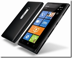 Nokia Black Lumia 900