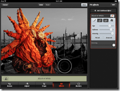 Camera  now available on iPad with iCloud Support