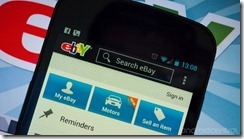 Official eBay Android app updated