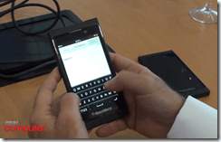 10 minute video of Blackberry 10