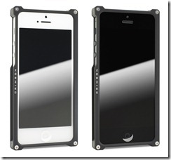 CRIMSON USA IPHONE 5 ALUMINUM FRAME CASE