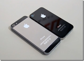 iPhone 4S preferred over iPhone 5