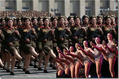 North Korea 3G Capabiltiies