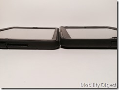 Mobility digest Review OtterBox Defender for iPad Air vs iPad 3 thickness