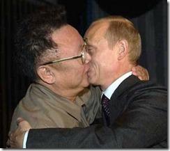 putin-kiss