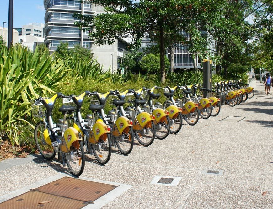 Recent acquisitions in bike sharing