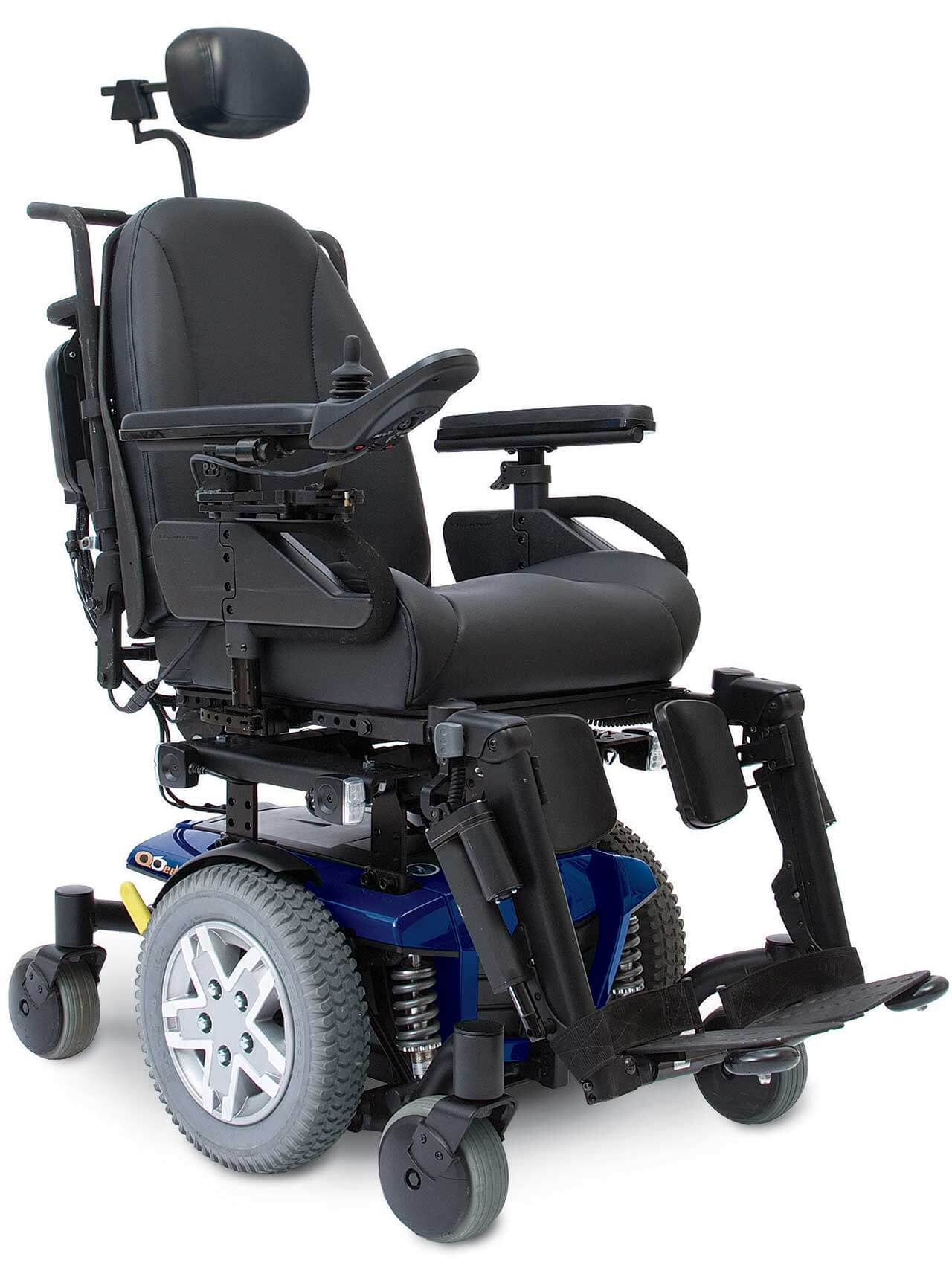 Quantum Chair Pride Q6 Edge Powerchair Electric Wheelchair For Hire Or Sale