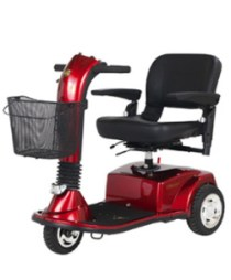 Golden Technologies Companion 240 Scooter - Mobility On Wheels