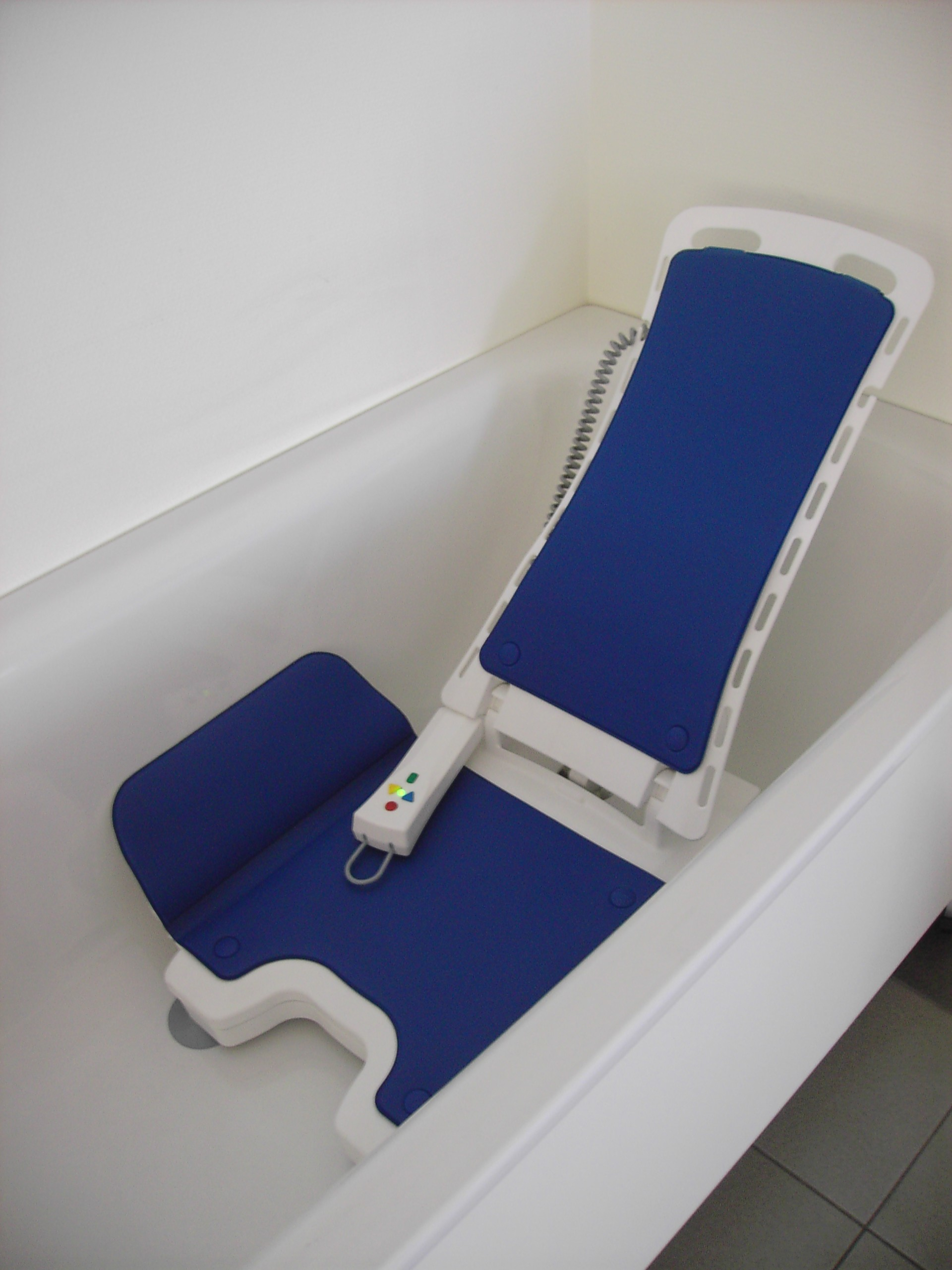 Bath Chair Lift Bellavita Classic White Bath Lift Mobility Solutions