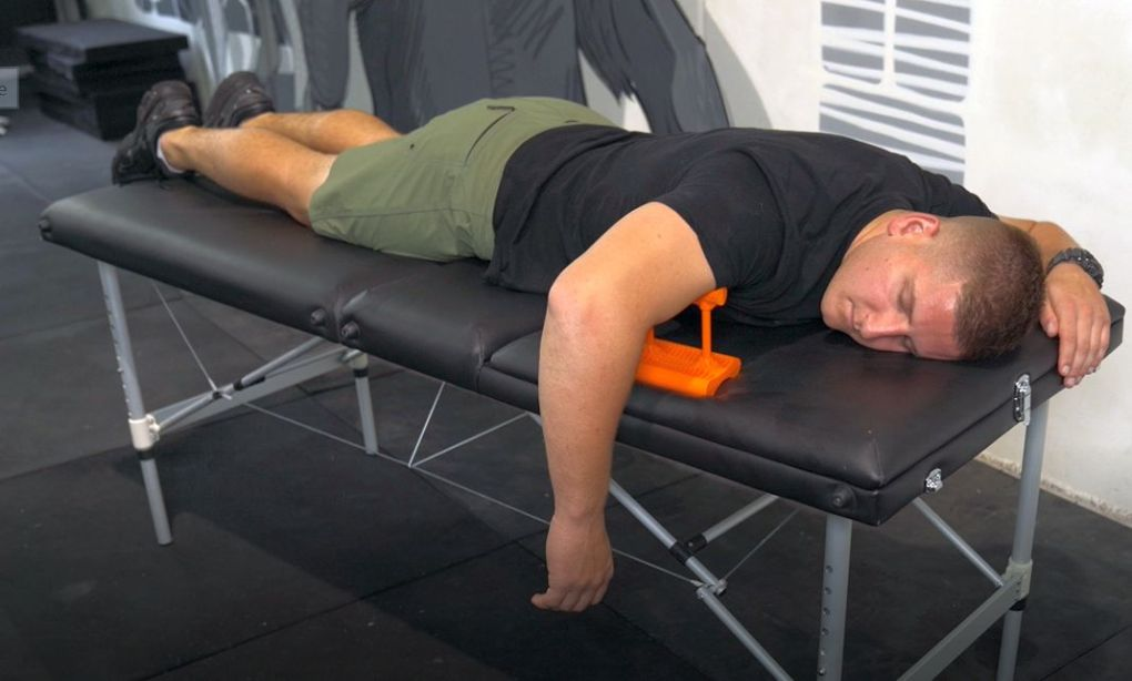 Treat Biceps Trigger Points